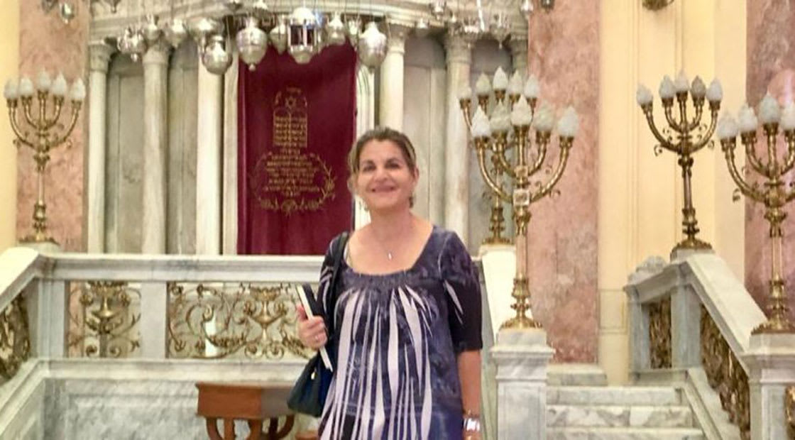 سفيرة إسرائيل بمصر تغرد عما طلبته أمها بأول زيارة للقاهرة منذ 25 عاما