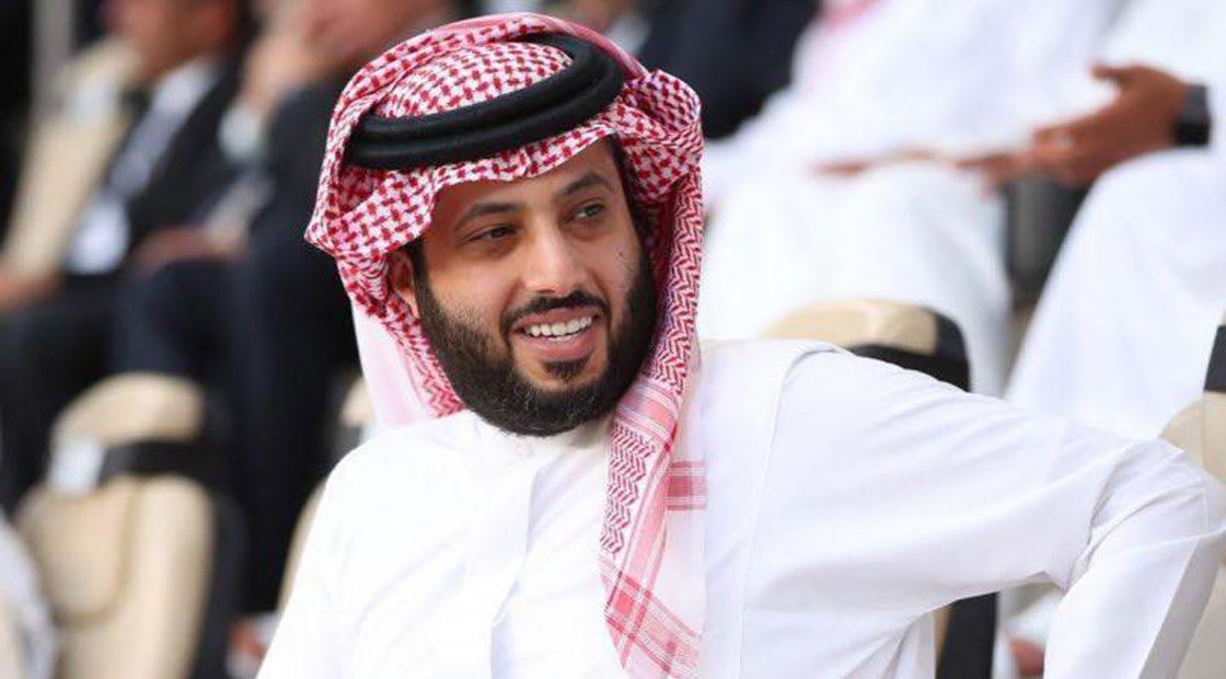 صورة أرشيفية لتركي آل الشيخ رئيس هيئة الترفيه في السعودية