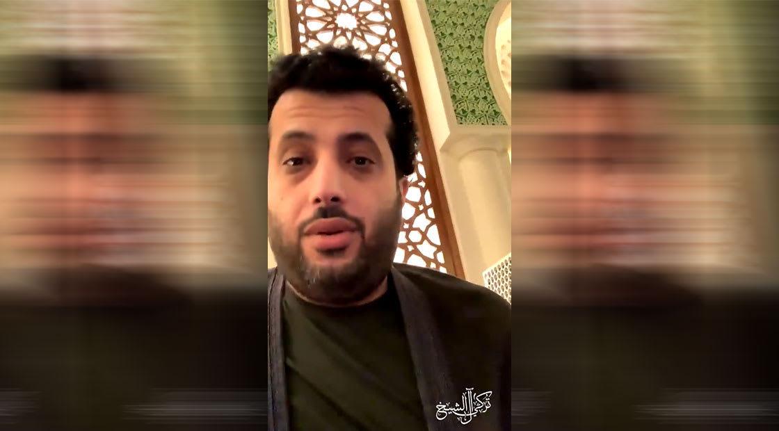 رئيس هيئة الترفيه في السعودية، تركي آل الشيخ
