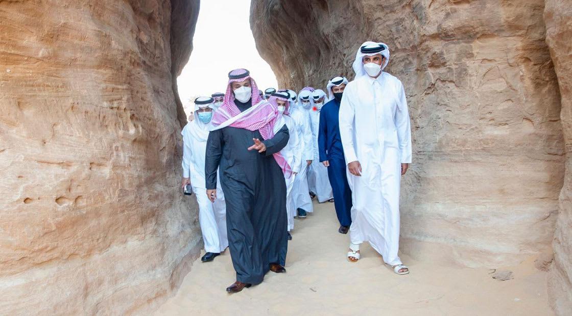 جولة ولي عهد السعودية