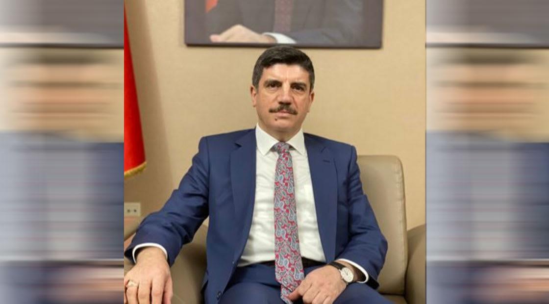 ياسين أقطاي مستشار الرئيس التركي، رجب طيب أردوغان