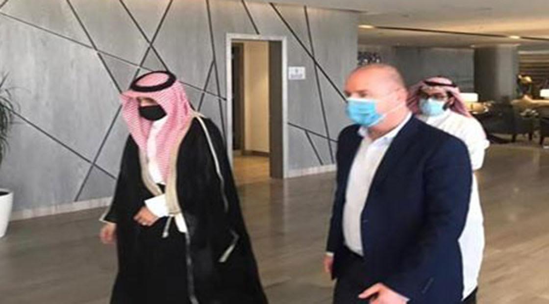 """وفد سوري في السعودية للمشاركة باجتماع """"السياحة العالمية للشرق الأوسط"""
