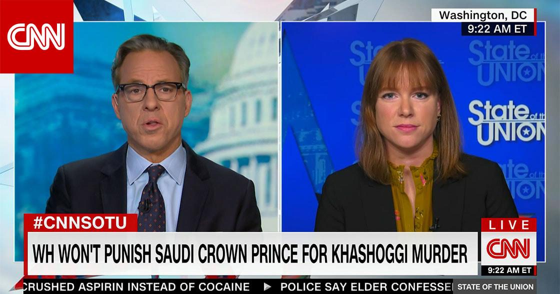 لماذا لم يعاقب بايدن ولي عهد السعودية؟ مسؤولة بالبيت الأبيض ترد لـCNN