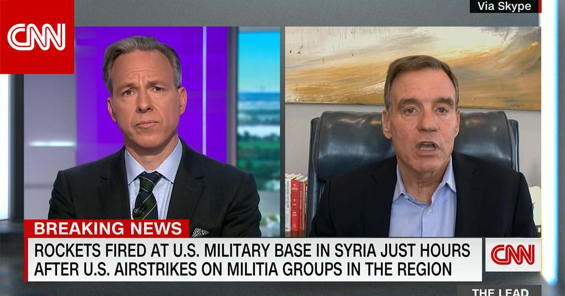 سيناتور لـCNN بعد استهداف قوات أمريكية بسوريا: نقوم بضربات استباقية
