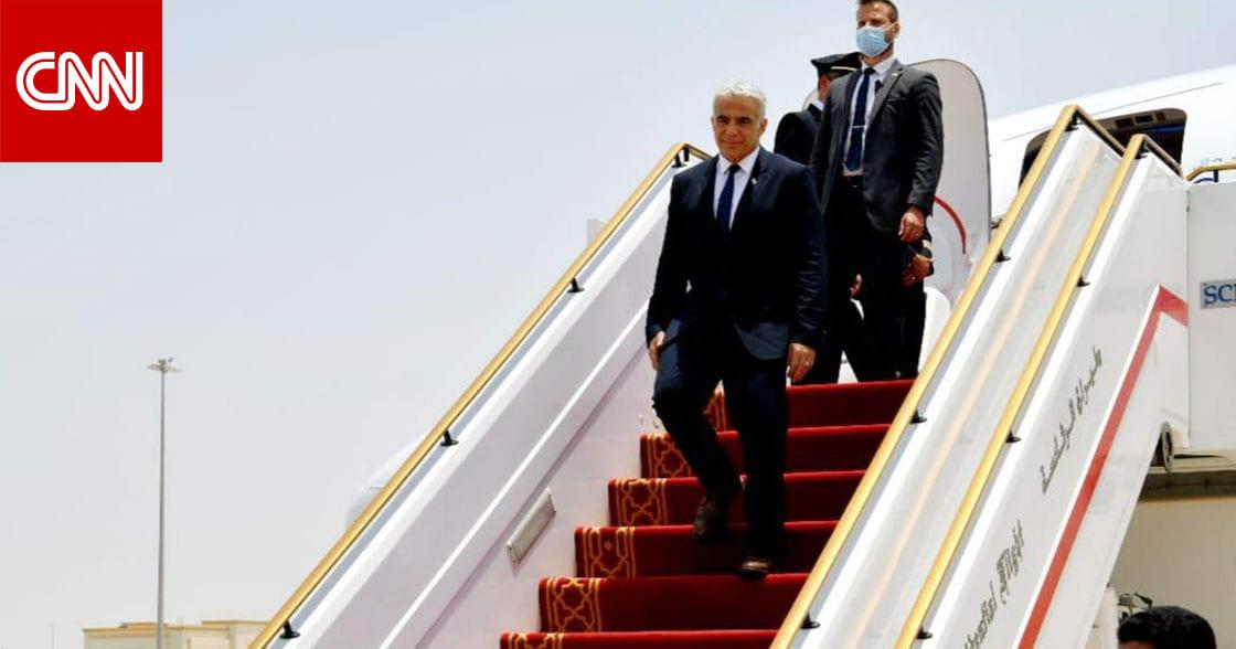 وزير خارجية إسرائيل يصل أبوظبي في اول زيارة له بمنصبه