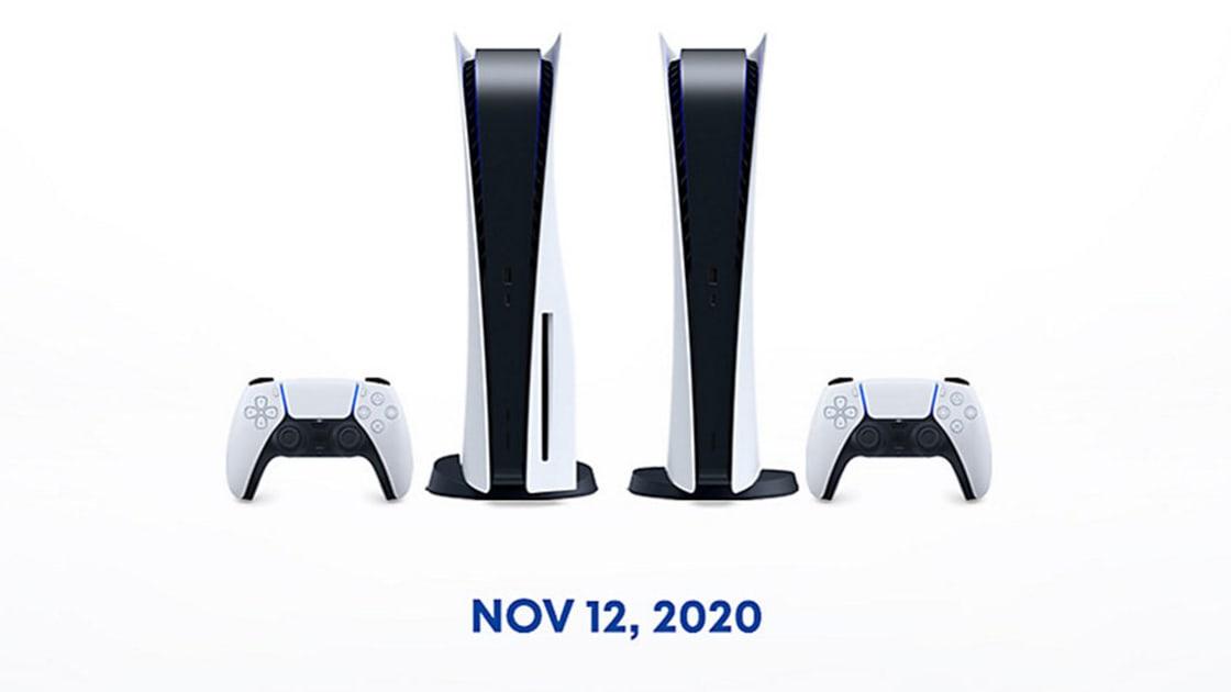 """شاهد الجيل الجديد من منصة الألعاب """"PlayStation 5"""""""