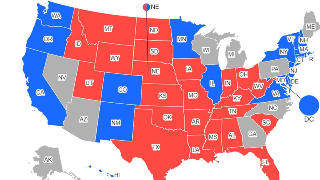 تختلف من ولاية لأخرى.. هكذا تتم عملية فرز الأصوات المبكرة للانتخابات الأمريكية