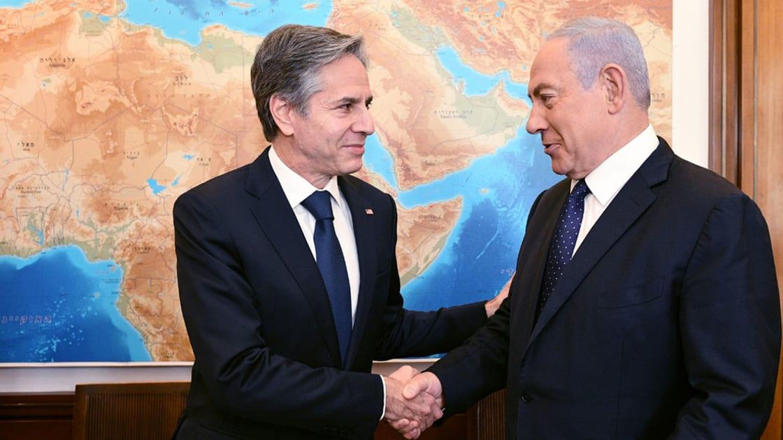 """""""للمحافظة على وقف إطلاق النار"""".. بلينكن يزور الشرق الأوسط للمرة الأولى"""