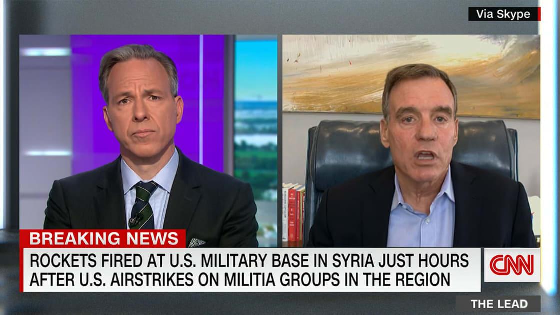 شاهد..لحظة استهداف أمريكا مواقع مليشيات مدعومة من إيران بالعراق وسوريا