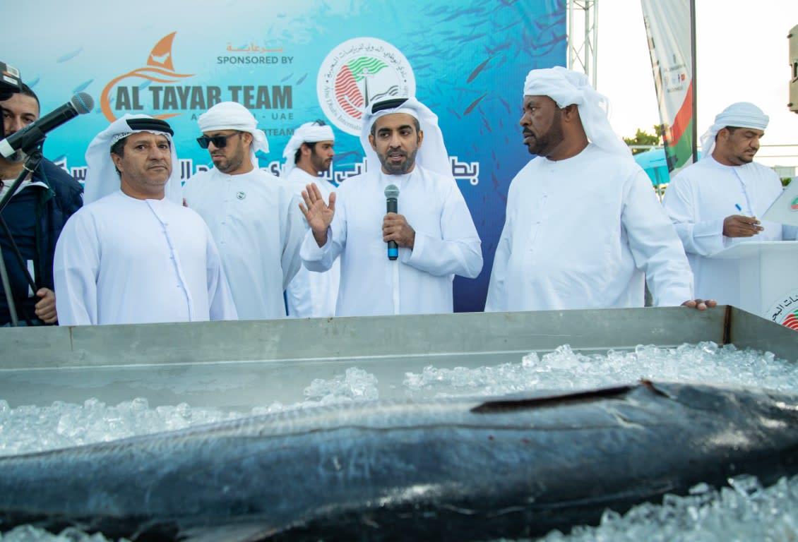 بـ160 ألف دولار.. بيع أغلى سمكة كنعد بالعالم في الإمارات