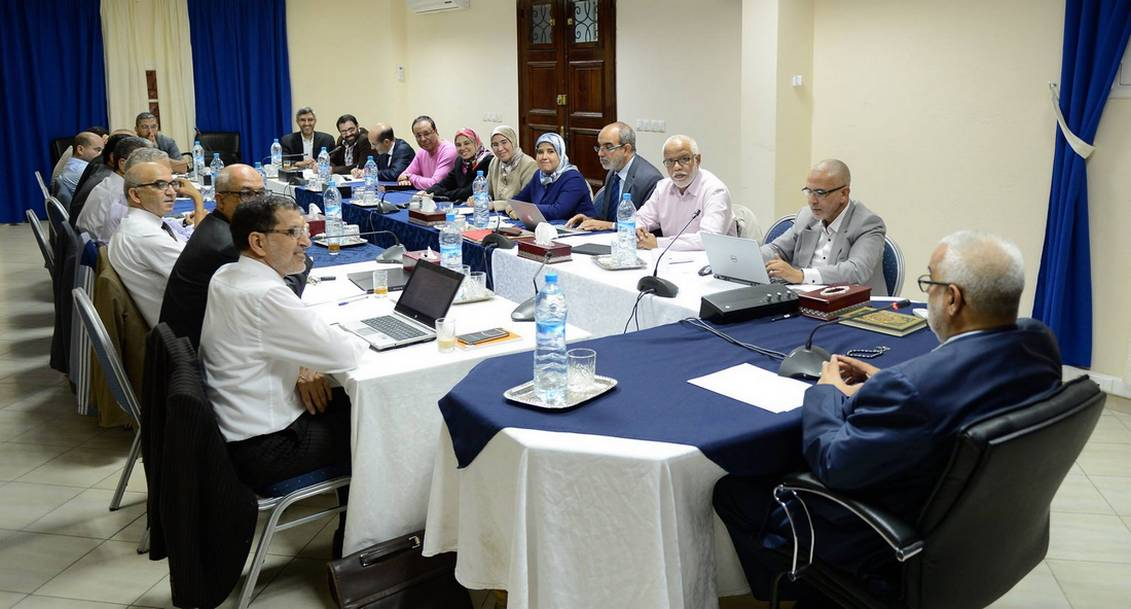 اثنا عشر وزيرًا يستقيلون من الحكومة المغربية تفاديًا لحالة التنافي