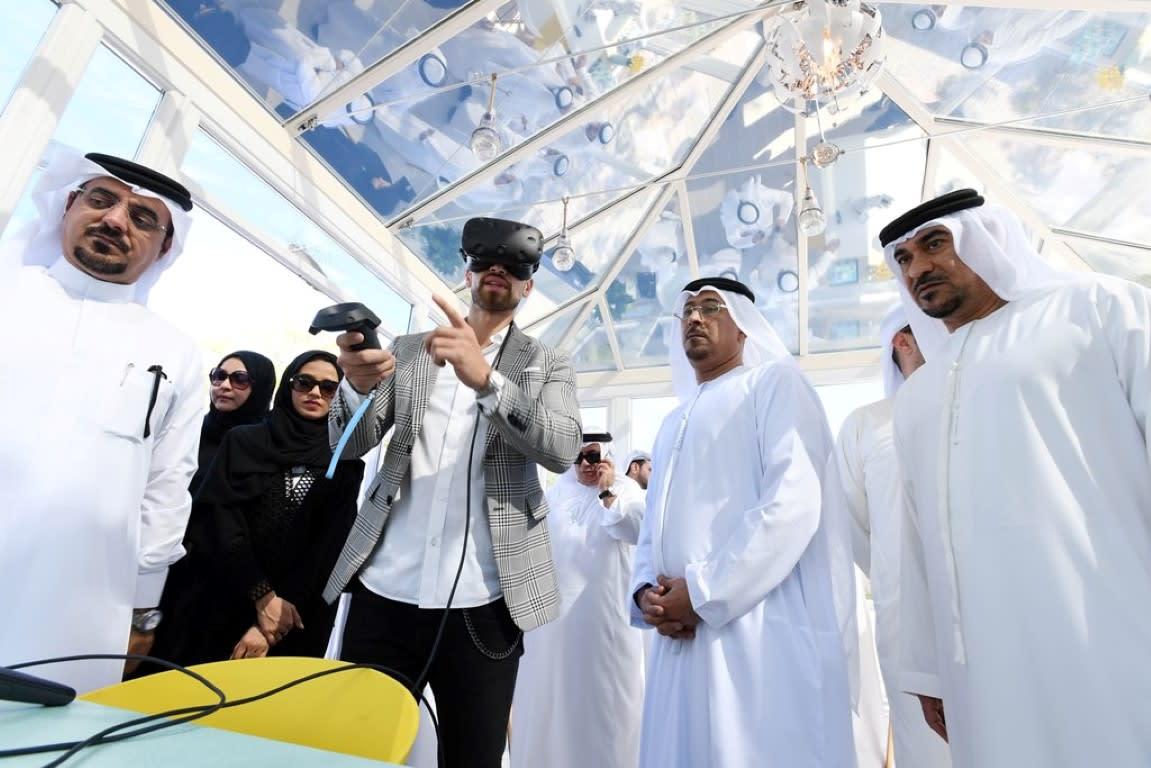 في دبي.. كيف تبدو الحديقة الذكية الأولى من نوعها في العالم؟