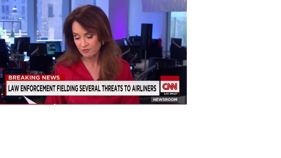 FBI يحقق في عشرة تهديدات لرحلات جوية بأمريكا في يوم الذكرى