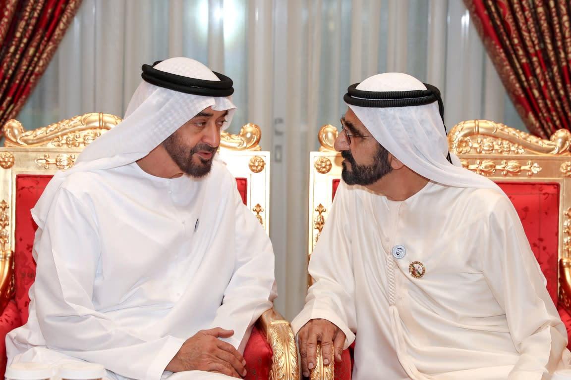 إعلان اسم أول رائدي فضاء عرب للمحطة الدولية.. ماذا قال حاكم دبي ومحمد بن زايد؟
