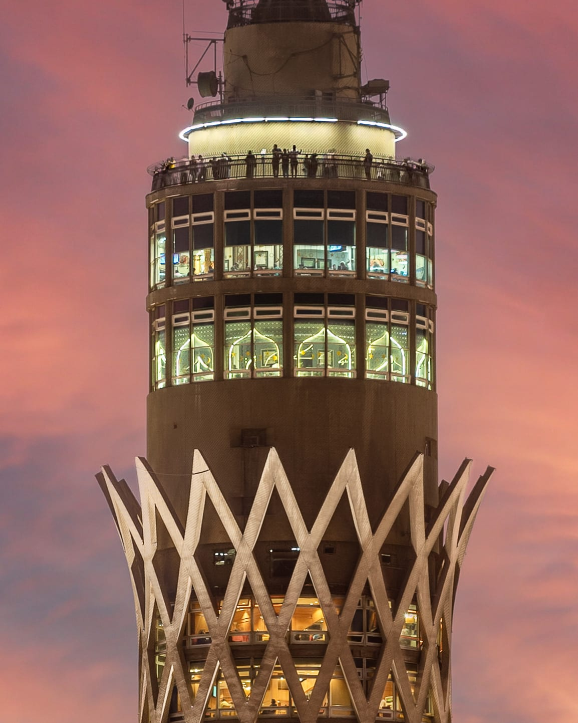 برج القاهرة