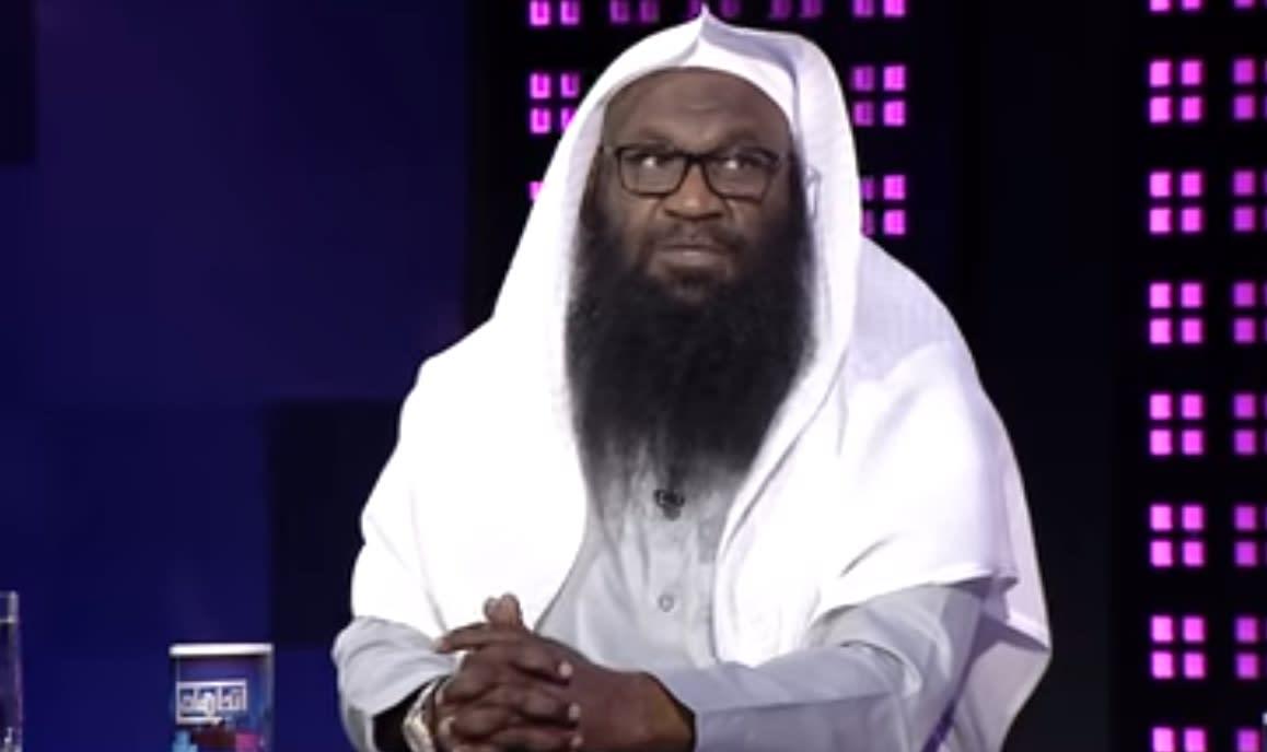 الشيخ عادل الكلباني إمام الحرم المكي السابق