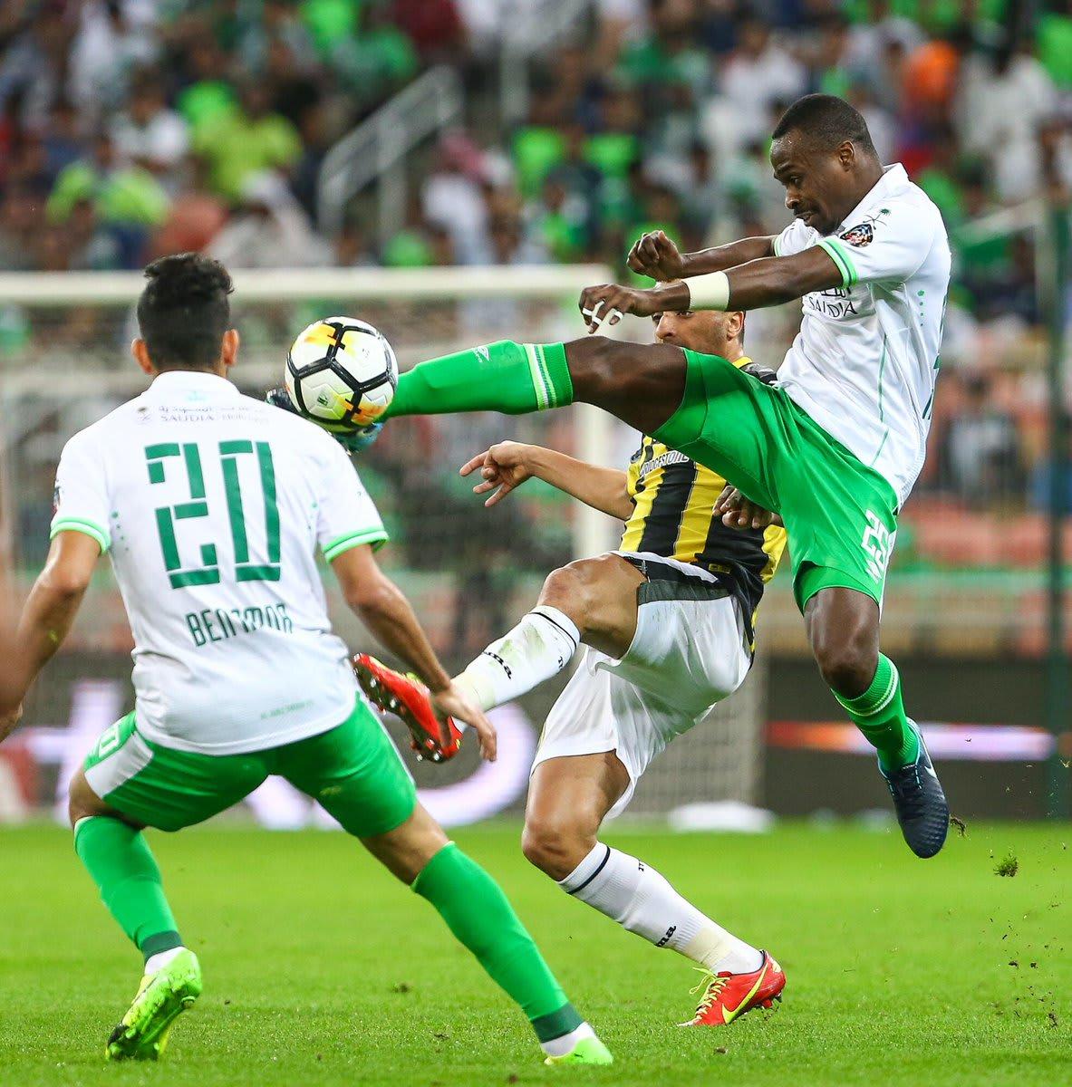 """مباراة """"ديربي جدة"""" تنتهي سلبية النتيجة وإيجابية الأداء في ملعب الجوهرة"""