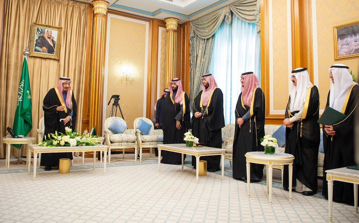 الملك سلمان يوضح سبب التغييرات الحكومية الأخيرة