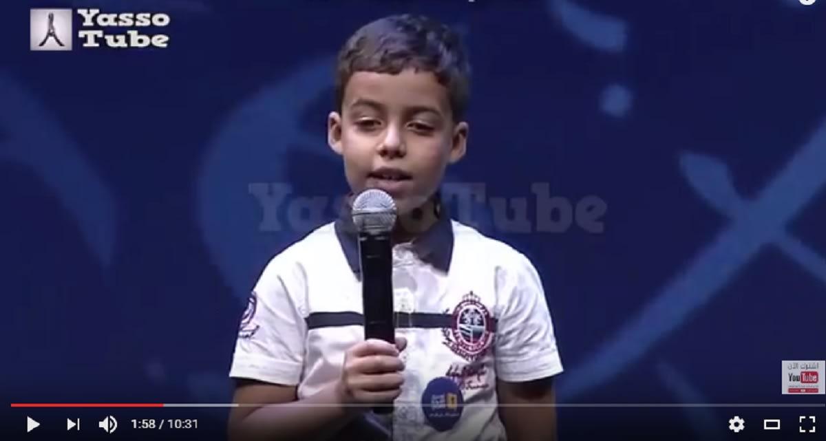 بالفيديو.. طفل جزائري يبهر المتتبعين ويتوج ببطولة تحدي القراءة العربي