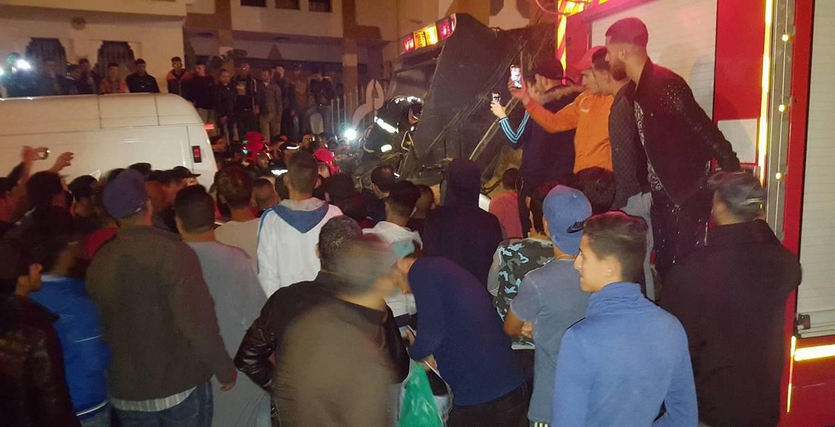 """هاشتاغ """"طحن مو"""" يغزو المواقع الاجتماعية بالمغرب تضامنا مع ضحية شاحنة أزبال"""
