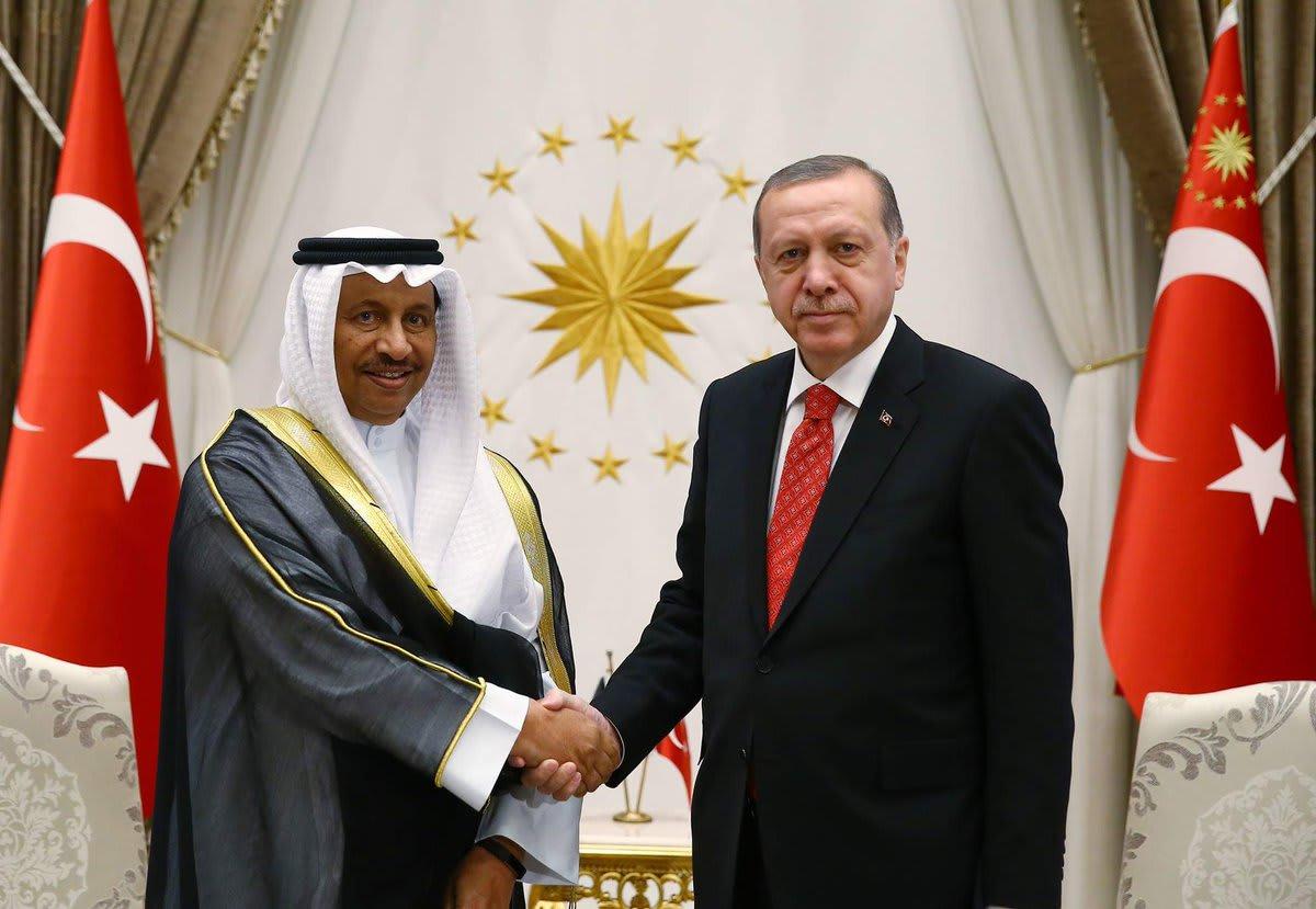 الكويت: شدد رئيس وزراء تركيا على ضرورة التعاون العسكري معنا