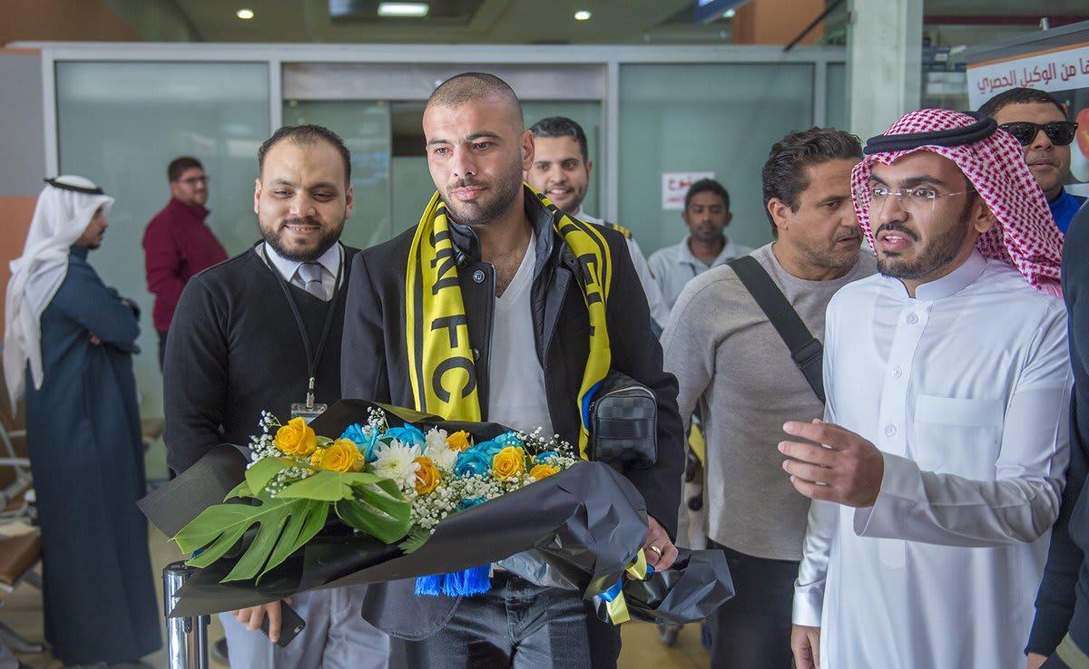 تعرف على المحترفين المصريين التسعة في الدوري السعودي للمحترفين
