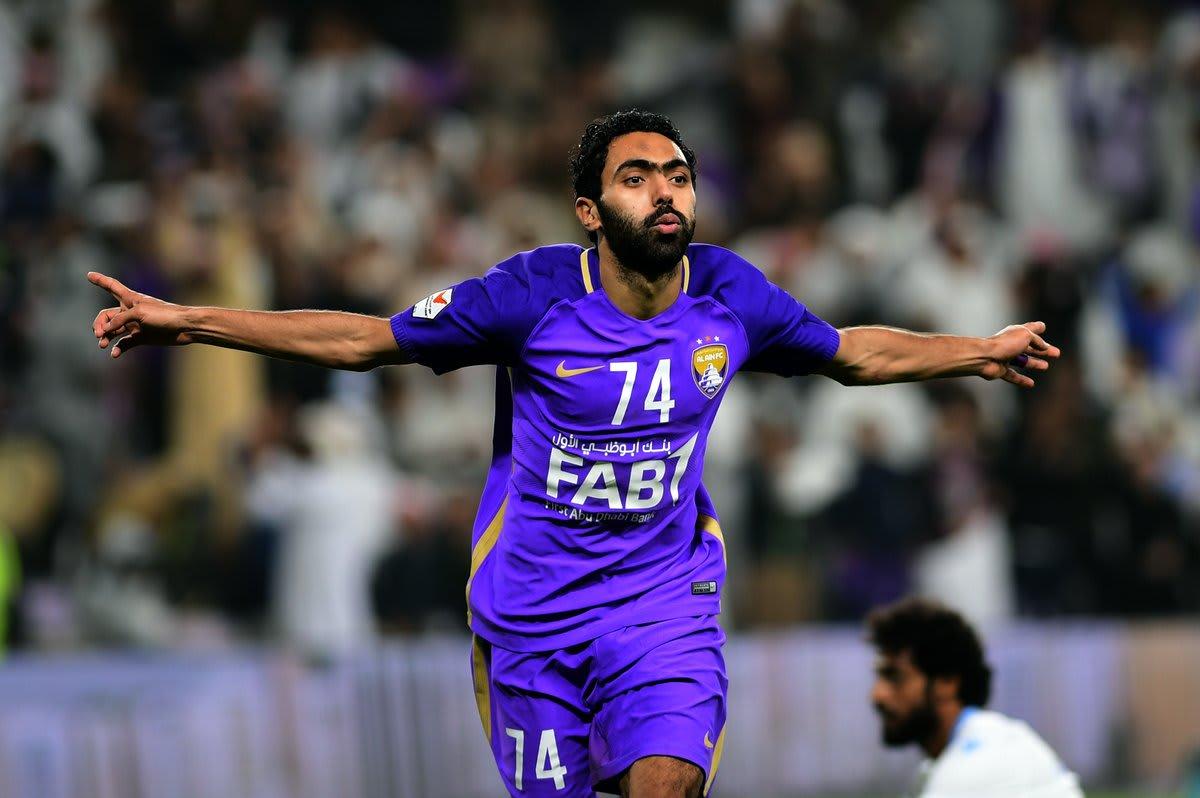 """الوحدة الإماراتي يصف سلوك المصري حسين الشحات بـ""""القبيح"""""""
