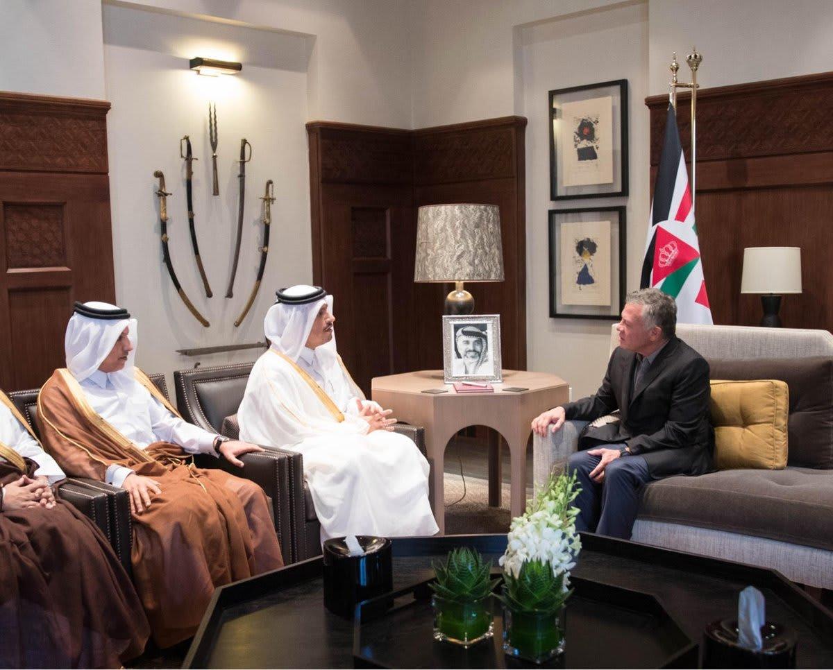 قطر تدعم الأردن بحزمة اقتصادية وتوفر 10 آلاف فرصة عمل للأردنيين