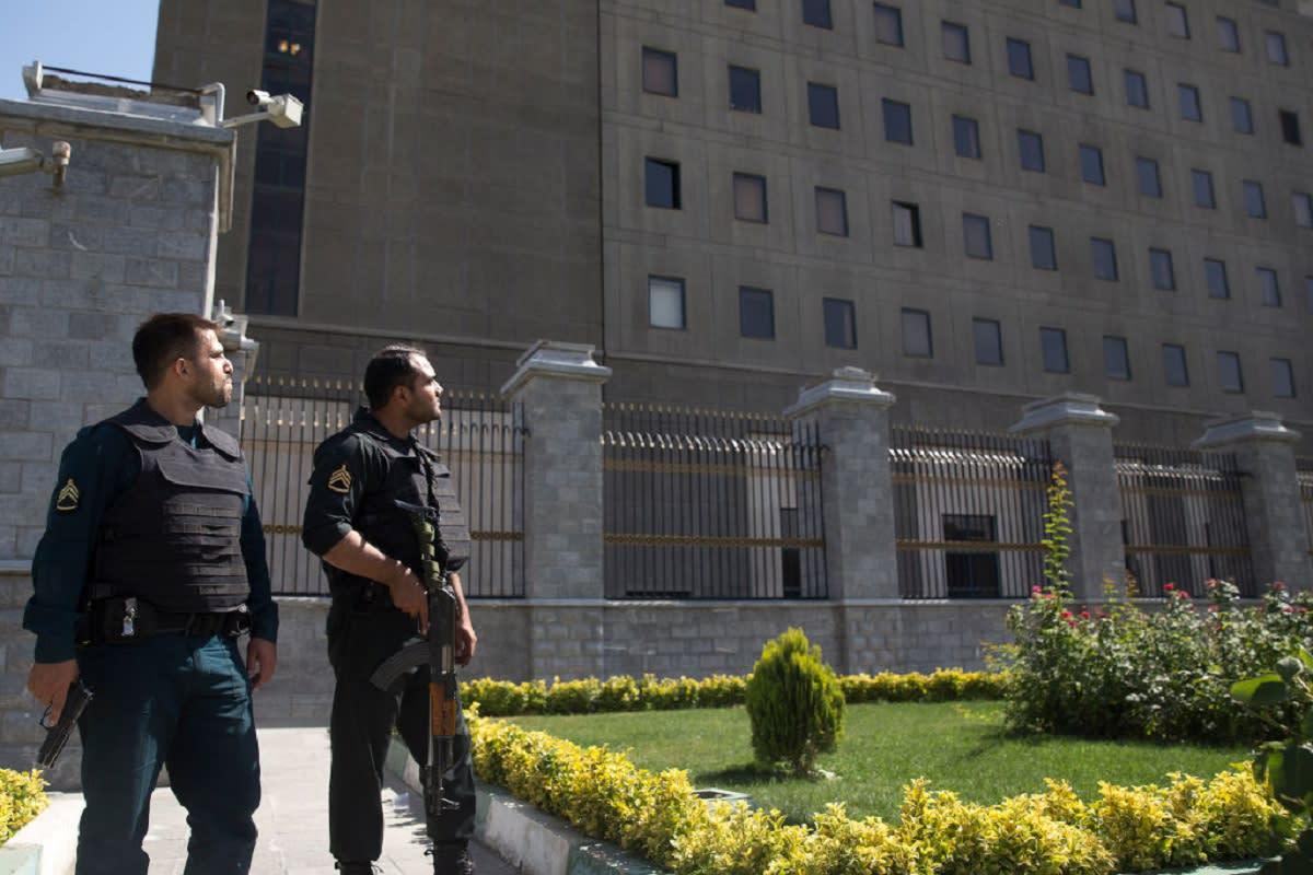 """إيران.. إعدام 8 لاتهامهم بتنفيذ """"هجمات داعش"""" في 2017"""
