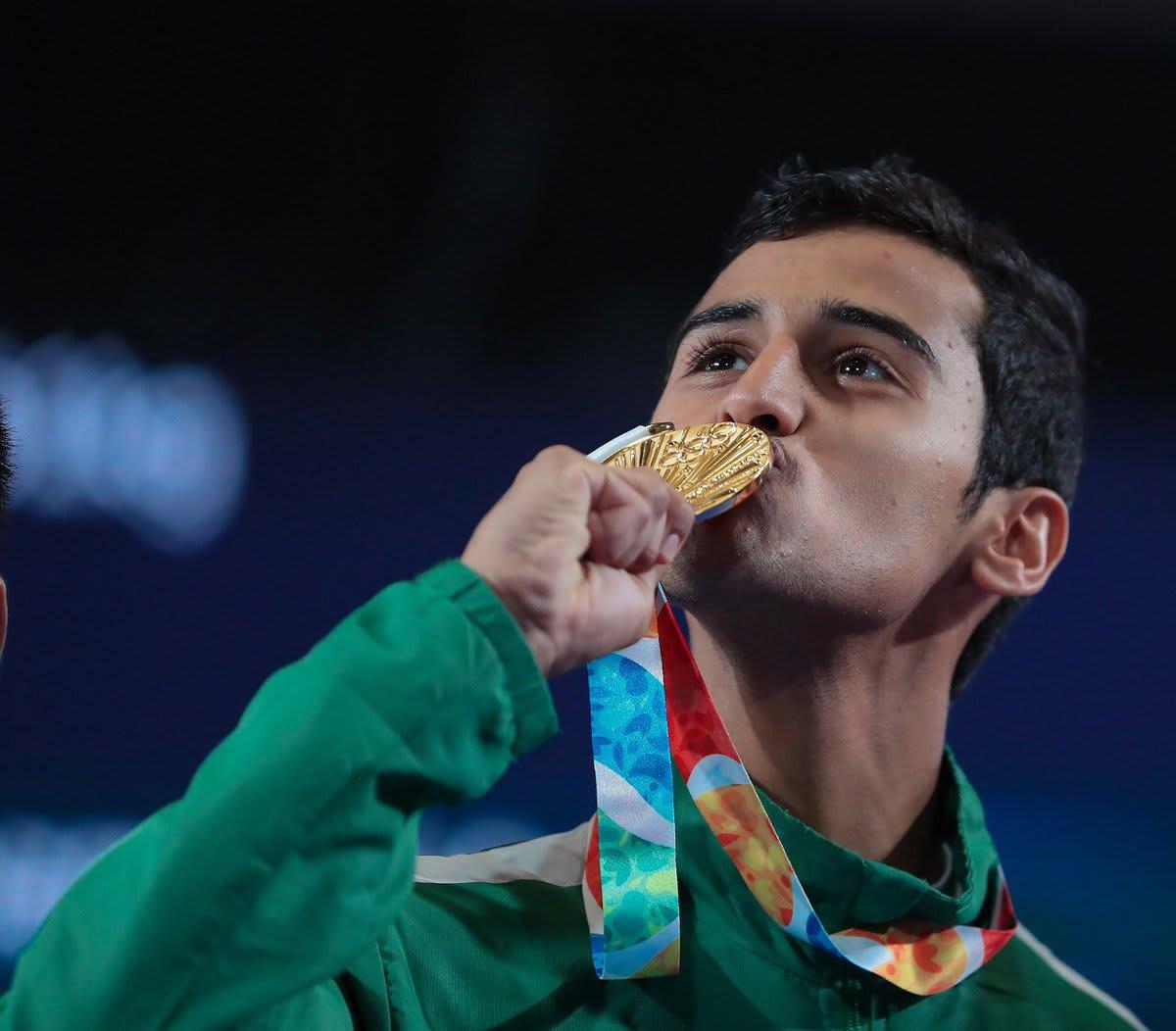 السعودي محمد العسيري يفوز بذهبية الكاراتيه في الألعاب الأولمبية الثالثة للشباب في الأرجنتين