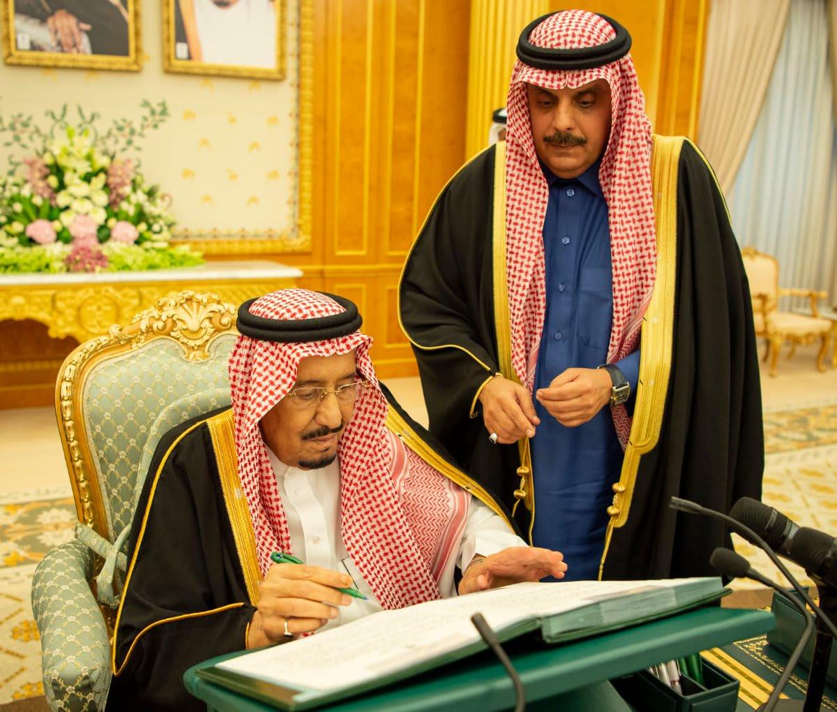 الأكبر في تاريخ المملكة.. الملك سلمان يعلن ميزانية السعودية لعام 2019