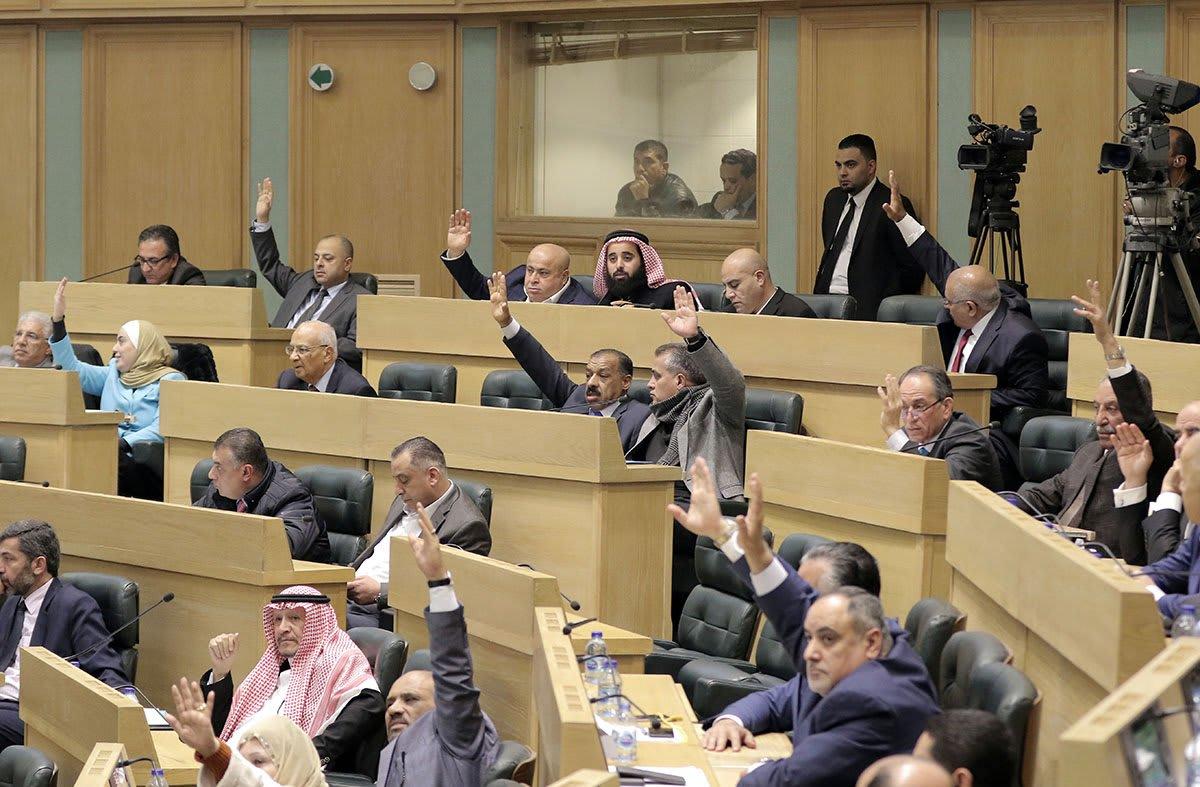 مجلس النواب الأردني يرفض صفقة بـ10 مليارات دولار لاستيراد الغاز الإسرائيلي