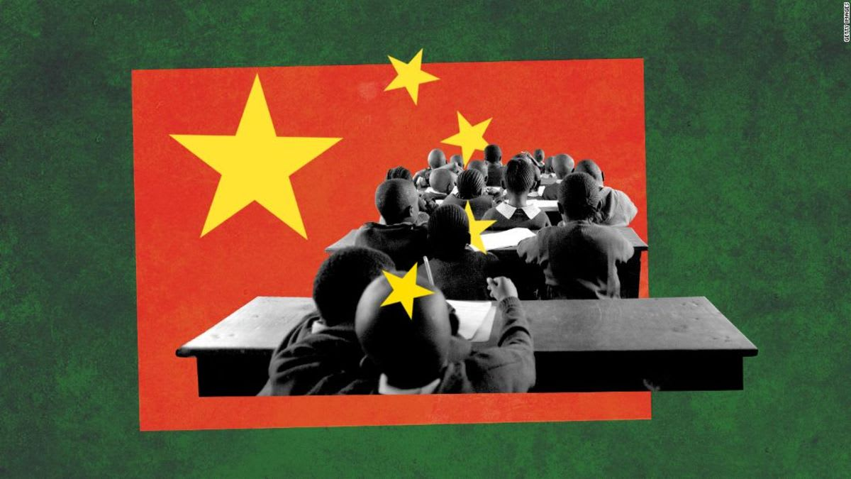 لما يتعلم الطلاب الأفارقة اللغة الصينية في مدارسهم؟
