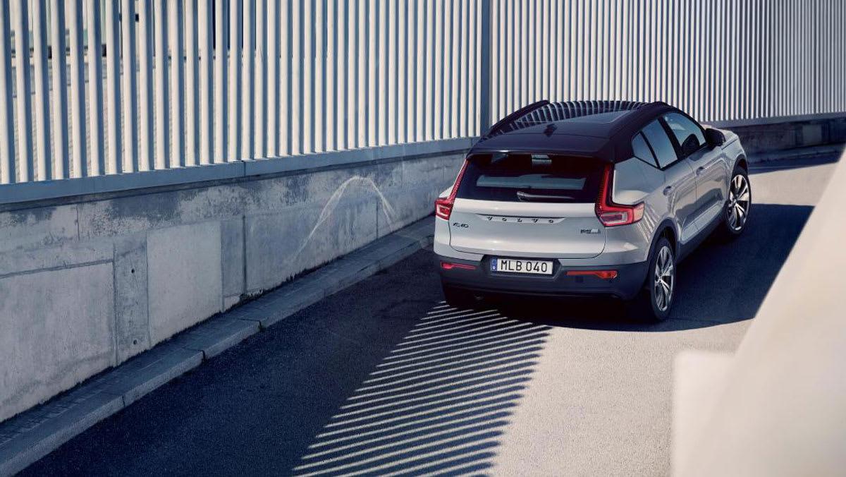 سيارة كهربائية جديدة من فولفو قد تكون الآمن في تاريخ الشركة