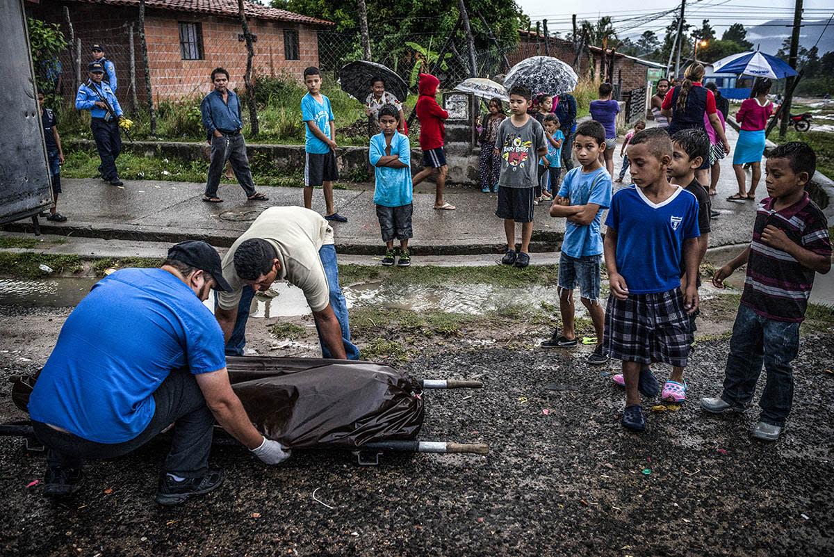 جمهورية هندوراس في أمريكا الوسطى