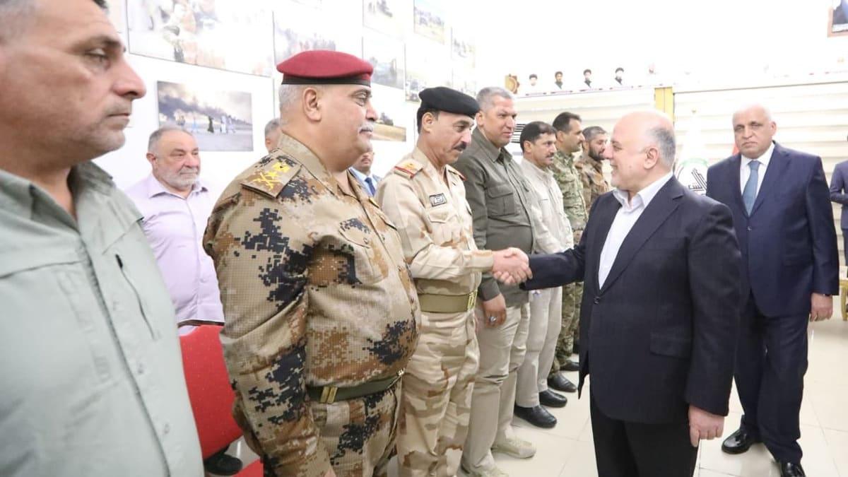 الحشد الشعبي يسيطر على أنفاق يستخدمها داعش قرب الموصل
