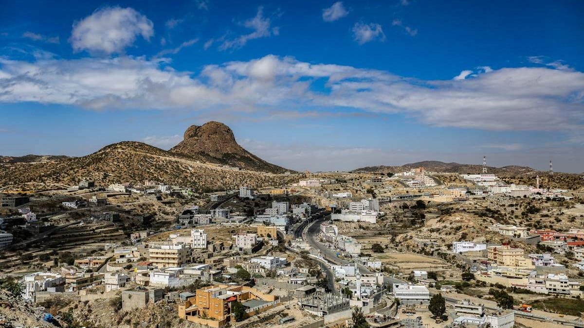 """جبل """"باباداغ"""" الذي تتحقق فيه الأمنيات.. ما علاقته بالسعودية؟"""