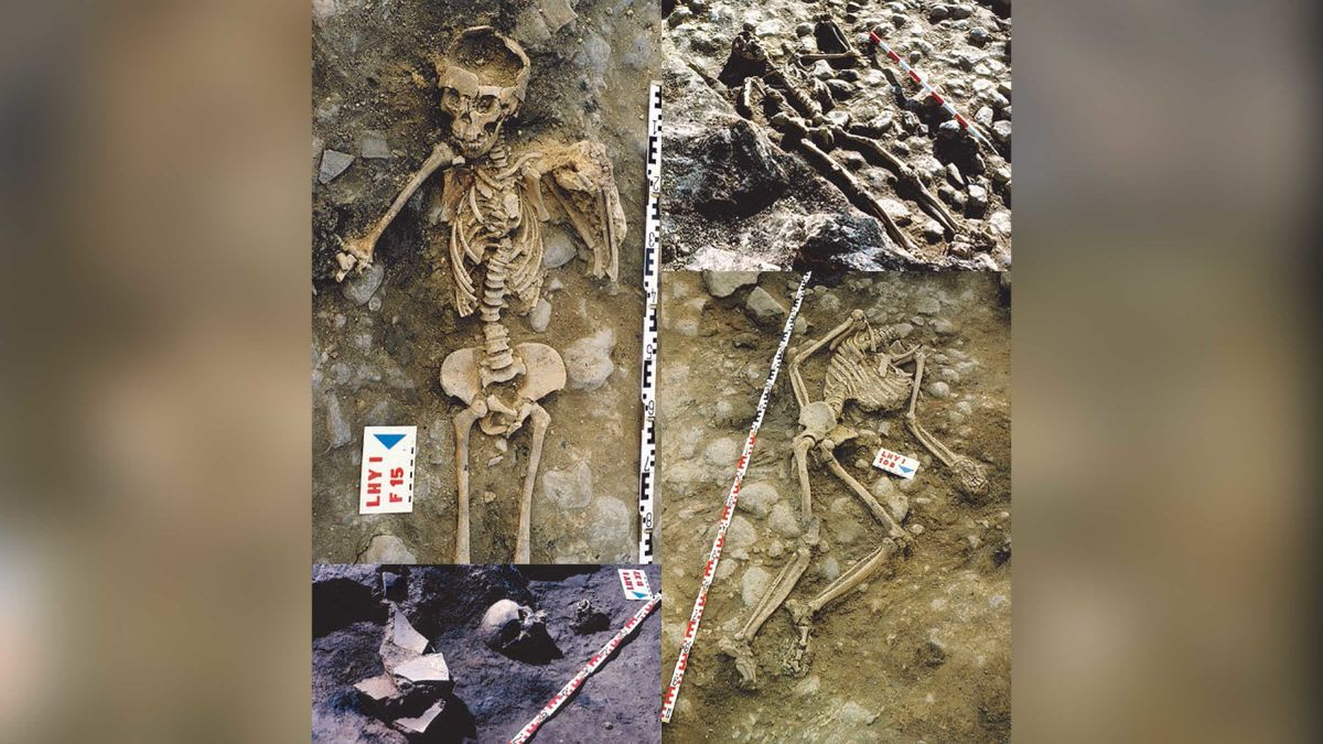 اكتشاف رفات 250 طفلا ضُحي بهم في إطار طقوس قديمة ببيرو