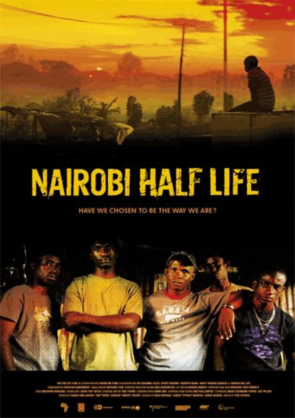 فيلم كيني يزاحم على جائزة الأوسكار