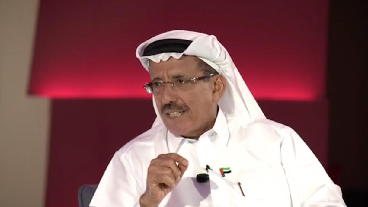 خلف الحبتور يدعو دول الخليج للسلام والتعاون مع إسرائيل: عدونا الأكبر إيران