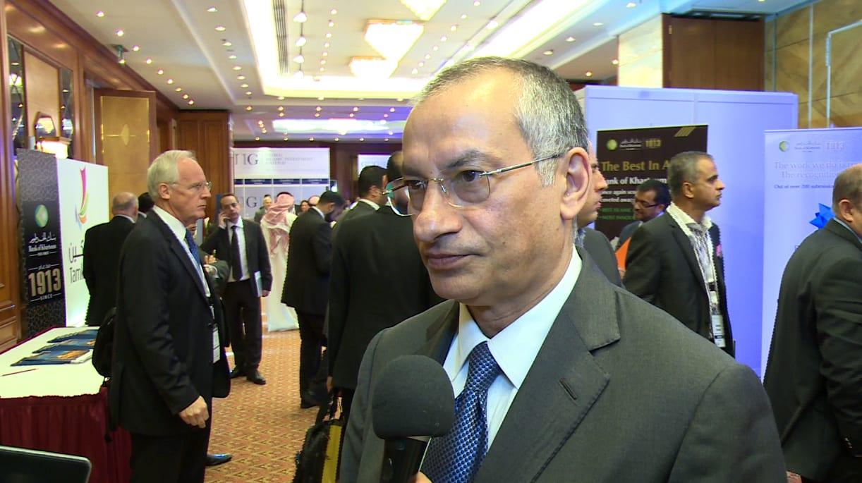طلال الزين لـCNN: التمويل الإسلامي مثالي لمشروعات الخليج وتراجع النفط يولد فرصا للاستثمار