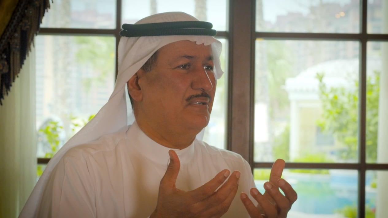 رجل الأعمال الإماراتي حسين سجواني يتحدث عن النجاح والفشل في حياته