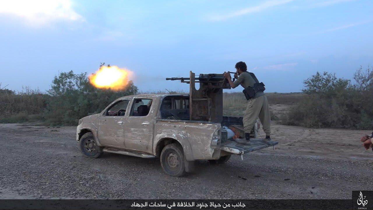 """مؤلف """"من داخل جيش الرعب"""" لـCNN: رقعة داعش كبيرة وخطط أوباما لم تنجح.. والتنظيم بات شبه دولة"""