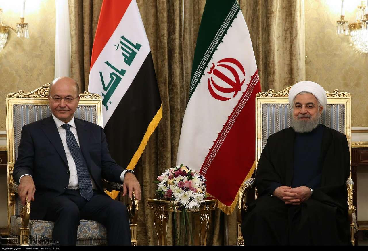 إيران والعراق تتفقان على إقامة منطقة تجارة حرة