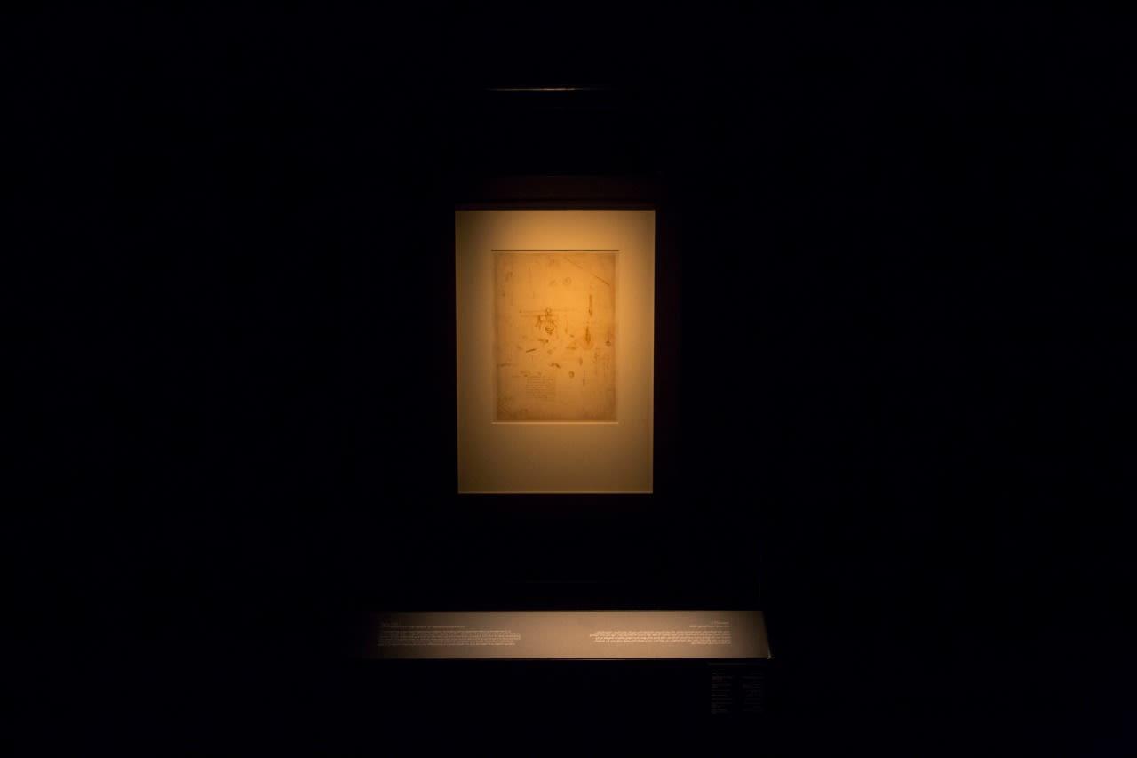 مخطوطات لليوناردو دا فينشي لأول مرة في السعودية.. فما سرها؟