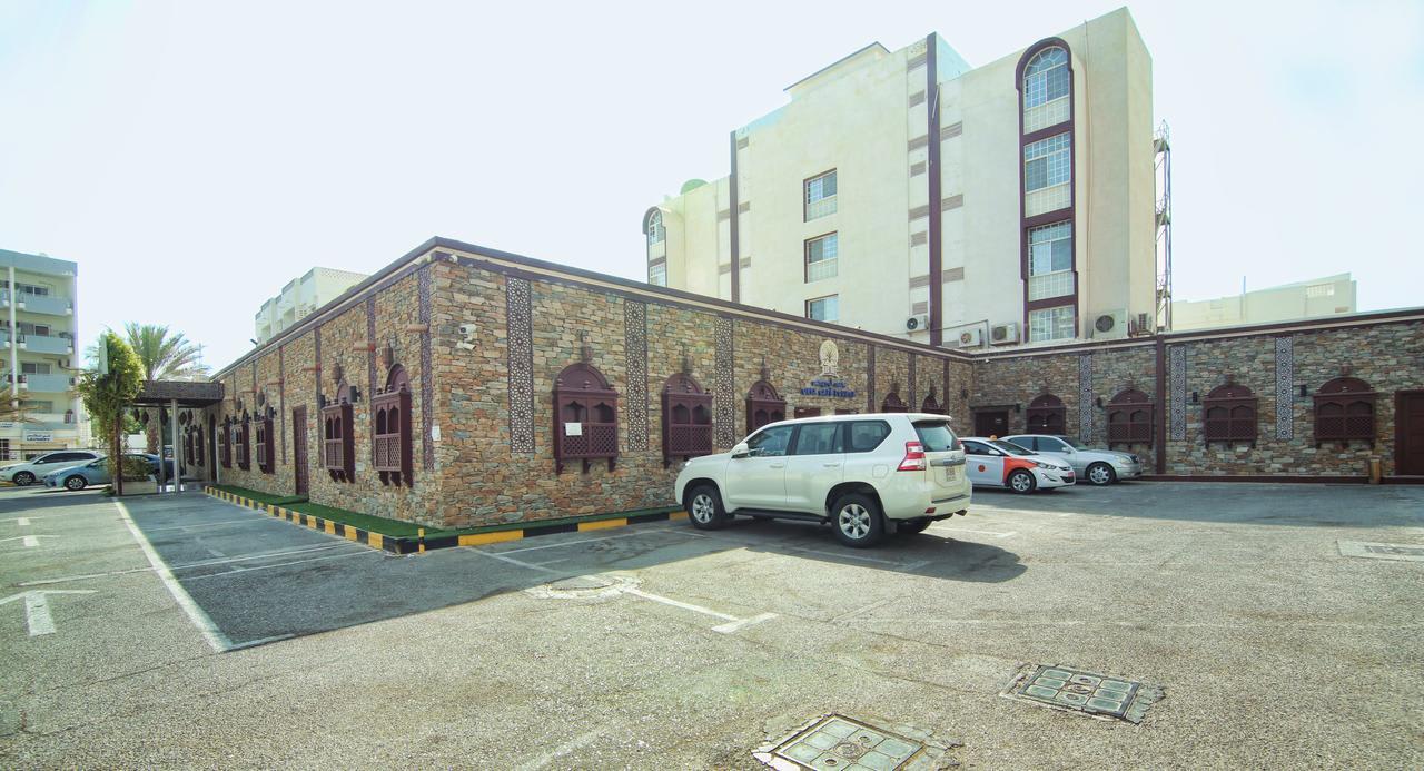 بالصور..أول وأقدم فندق في سلطنة عُمان