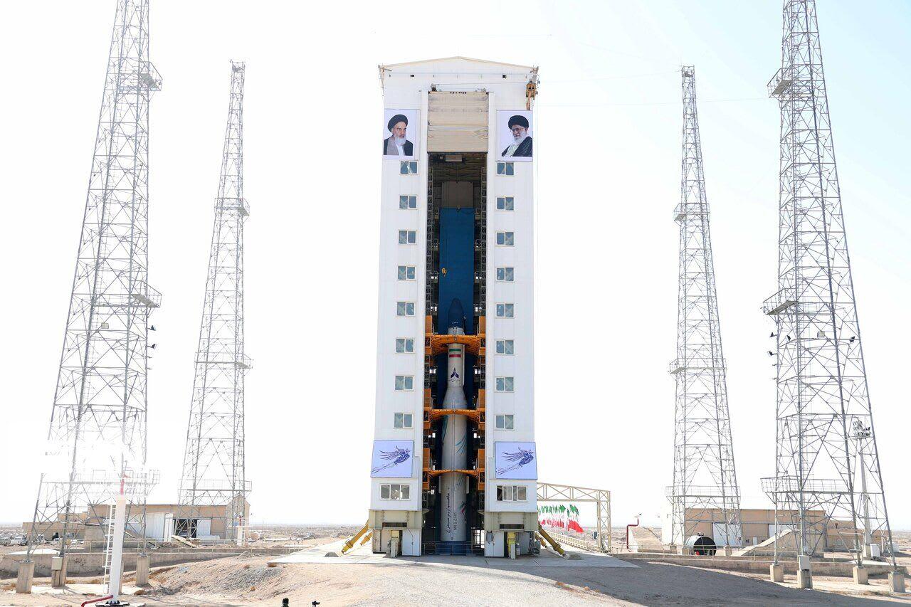 إيران تعترف بفشل إطلاق أول أقمارها الصناعية