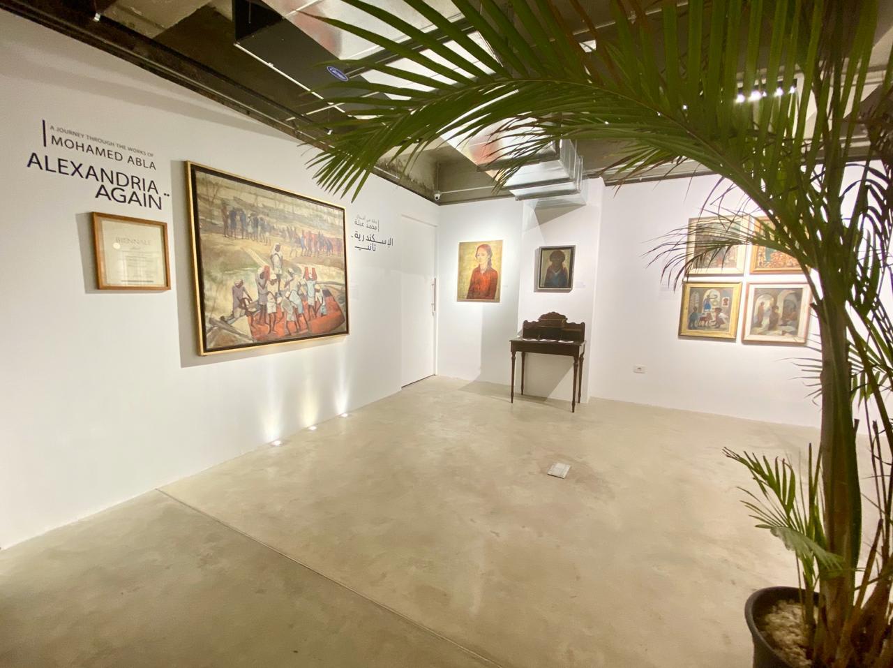 في مصر.. ملجأ متهالك من الحرب العالمية الثانية يتحول لمساحة حاضنة للفن