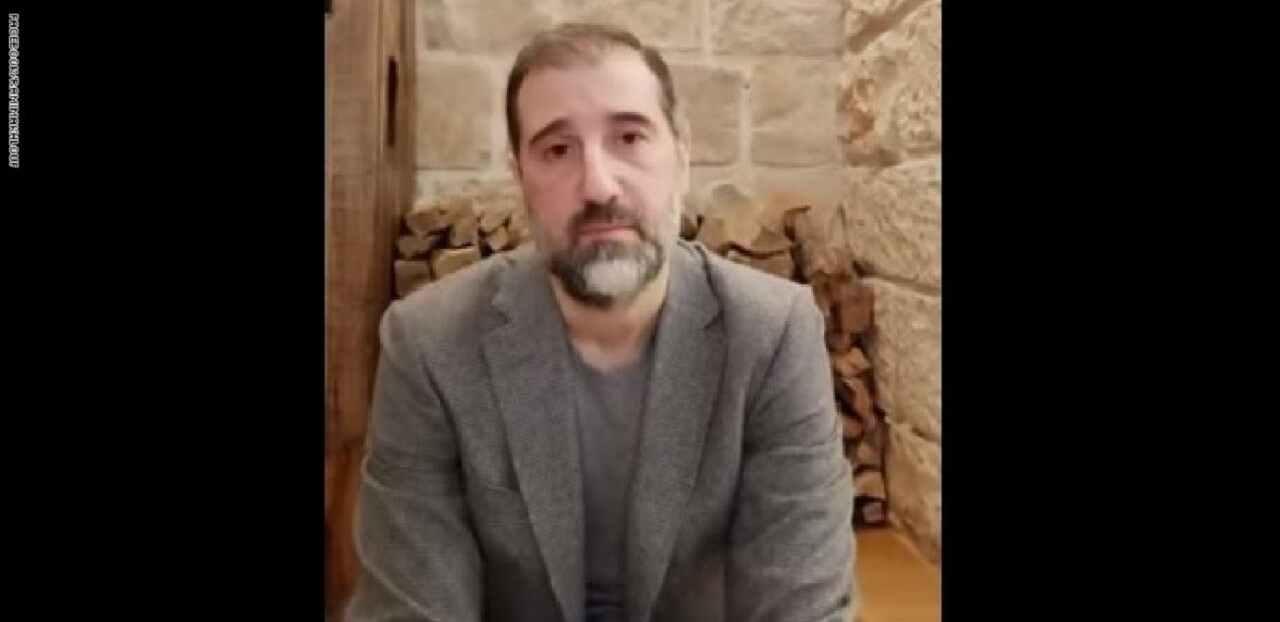 رامي مخلوف رجل الأعمال السوري وابن عمة بشار الأسد