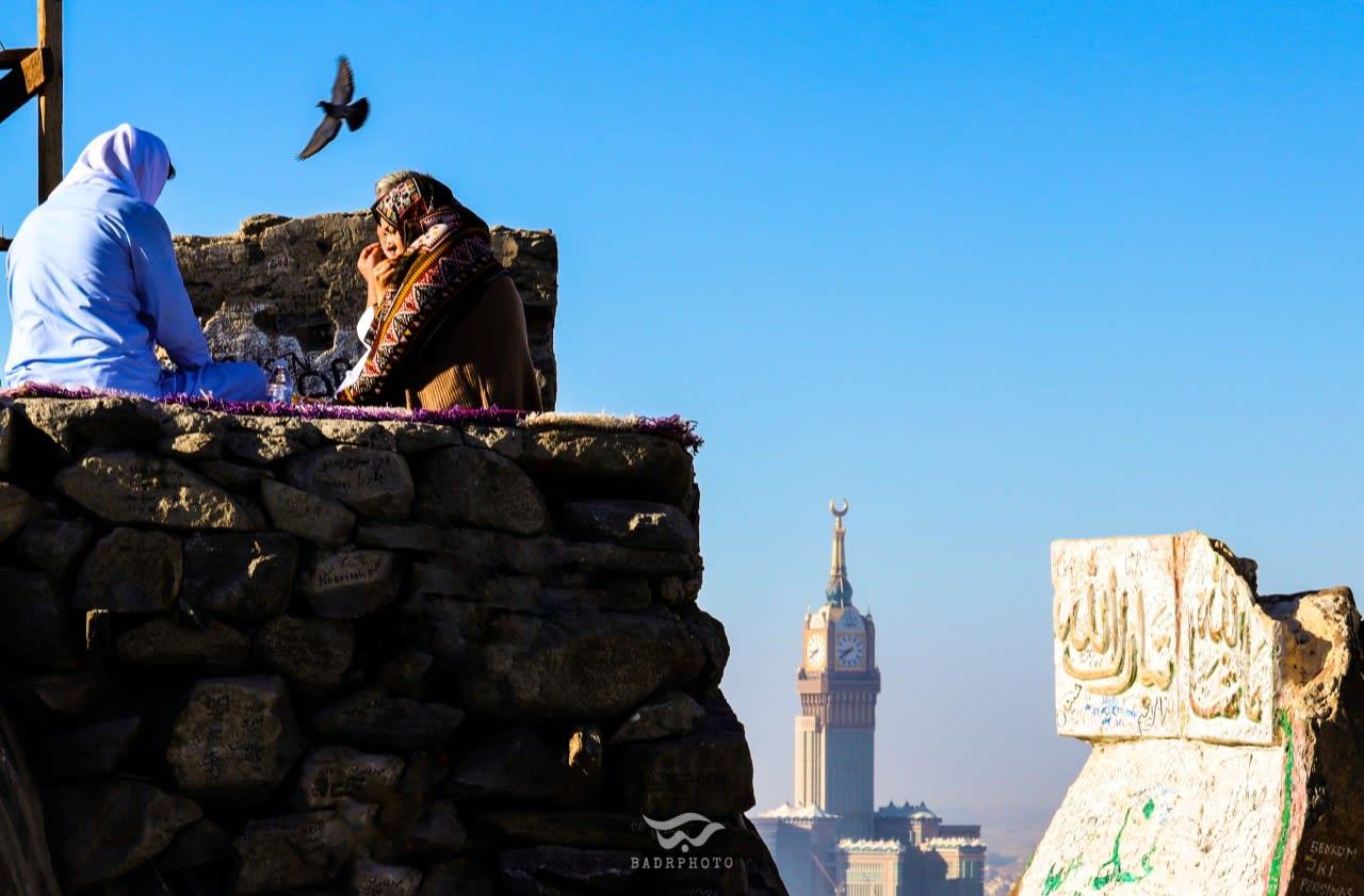 حمام الحرم في مكة